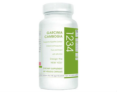 Garcinia Cambogia 1234 by Creative Bioscience supplement