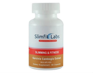 SlimFit Labs Garcinia Cambogia Extract supplement