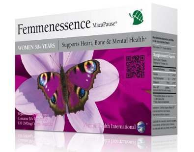 Femmenessence MacaPause supplement for menopause