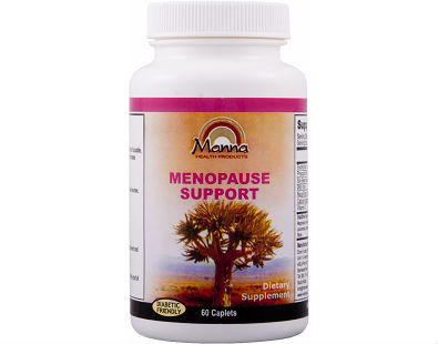 Manna Health Products Menopause Support supplement for menopause