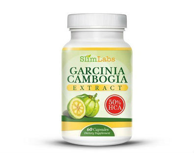 Slim Labs Garcinia Cambogia Extract supplement for weight loss