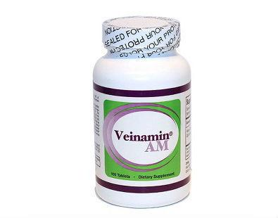 Uberceuticals Veinamin AM varicose veins supplement