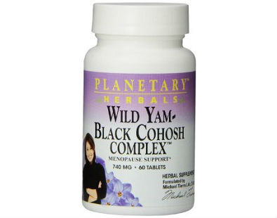 Wild Yam-Black Cohosh Complex supplement