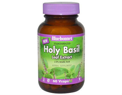 Bluebonnet Holy Basil supplement