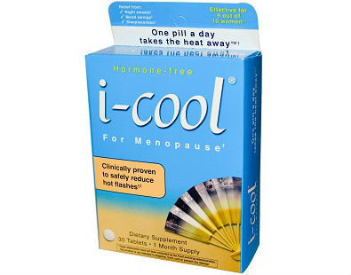 I-cool supplement For Menopause