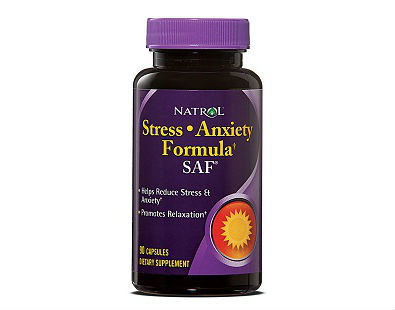 Natrol Stress and Anxiety Supplement