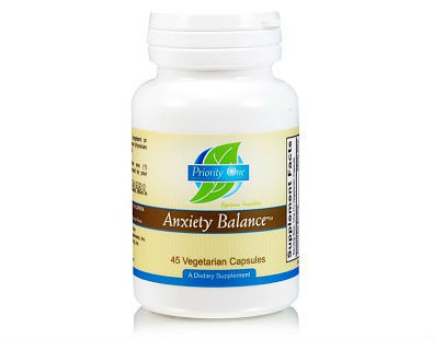 Priority One Anxiety Balance Supplement