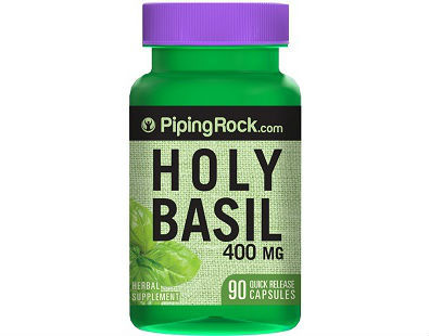 Piping Rock Holy Basil stress reducing supplement