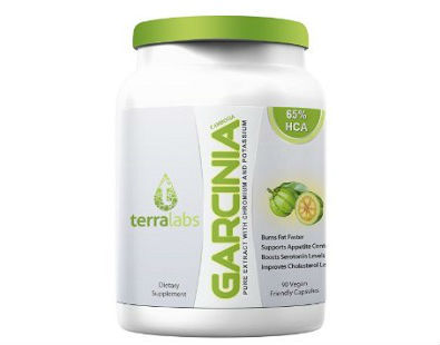 Terra Labs Pure Garcinia Cambogia Extract supplement