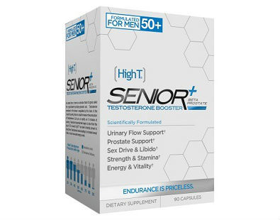 High T Senior Testosterone Booster supplement