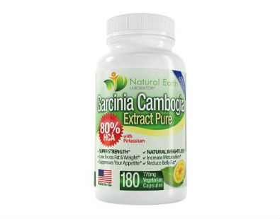 Natural Earth Laboratory Garcinia Cambogia Supplement