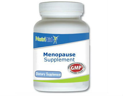 NutriAid Menopause Supplement