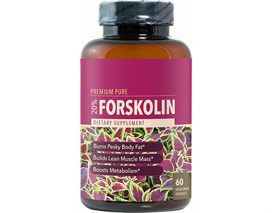 Premium Pure Forskolin Supplement for weight loss