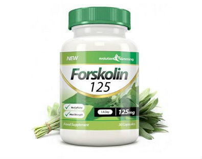 Evolution Slimming Forskolin 125 Supplement