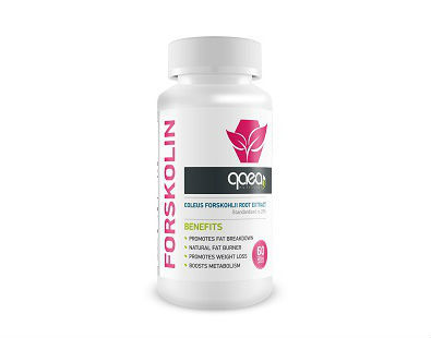 Gaea Nutrition Forskolin Supplement