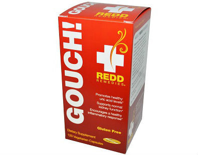 Gouch supplement for gout review