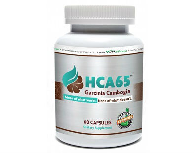 HCA65 Garcinia Cambogia supplement