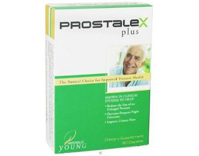 Longlife Solutions Prostalex Plus supplement