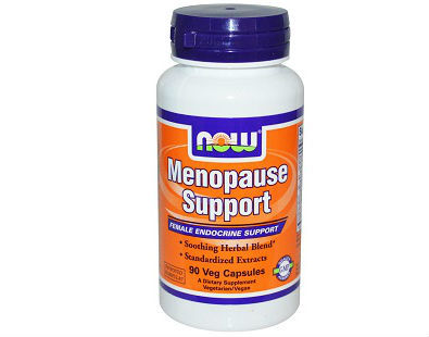 Now Menopause Support supplement