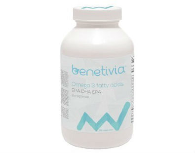 Omega-3 Oils Benetivia supplement
