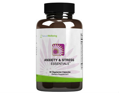 Anxiety & Stress Essentials Herbal Relaxation Supplement