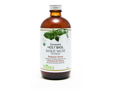 Botanica Fermented Holy Basil supplement