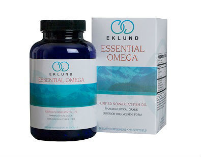 Eklund Essential Omega 3 fish oil pills