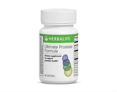 Herbalife Ultimate Prostate Formula supplement
