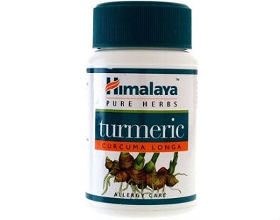 Himalaya Herbal Healthcare Turmeric supplement