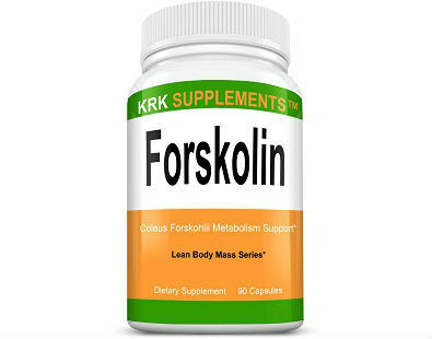 KRK Supplements Forskolin Supplement