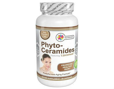 Lipowheat Phytoceramides Nutri Vida supplement