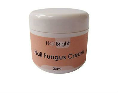 Nail Bright Nail Fungus Cream Lotion Solution
