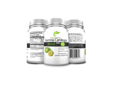 BetterBody Nutrition Garcinia Cambogia supplement for weight loss