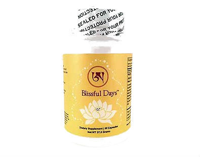 Blissful Days Anxiety Supplement