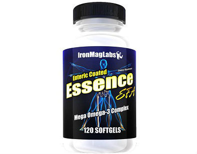 ESSENCE EFA IronMag Labs Bodybuilding supplement