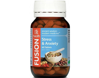 Fusion Health Stress and Anxiety Supplement