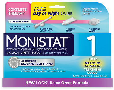 MONISTAT 1 Simple Therapy