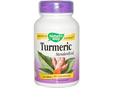 Nature's Way Turmeric supplement