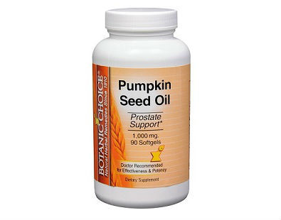 Botanic Choice Pumpkin Seed Oil