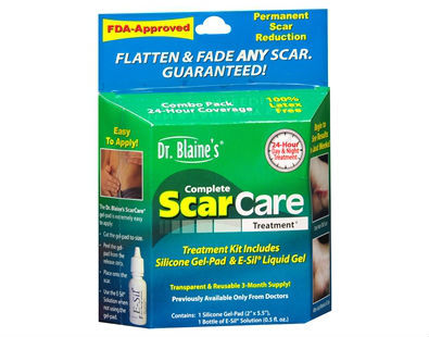 Dr. Blaine's Complete ScarCare for scar removal