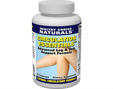 Healthy Choice Naturals Circulation Essentials supplement
