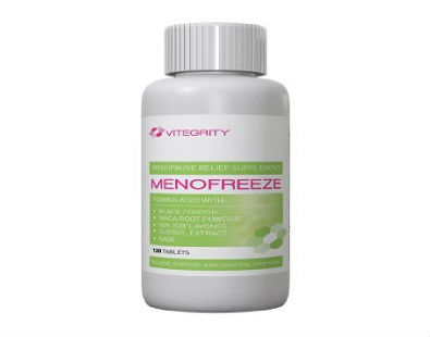 Menofreeze Menopause Relief supplement