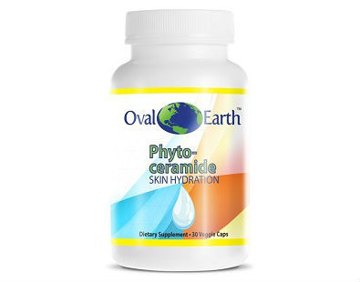 Oval Earth Phytoceramides tablets