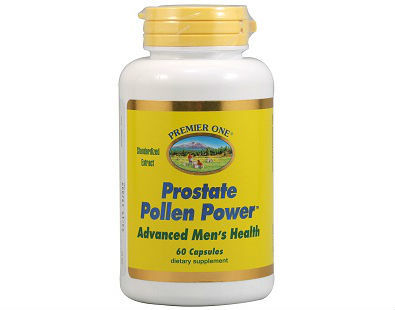 Premier One Prostate Pollen Power supplement
