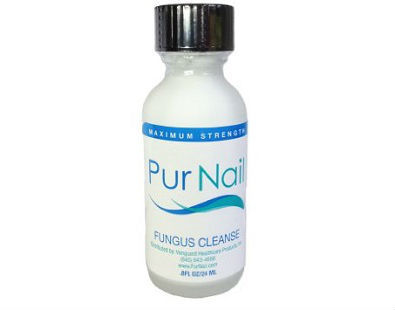 PurNail Nail Fungus Treatment solution