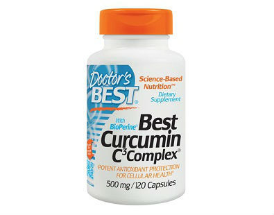 Doctor's Best Best Curcumin C3 Complex supplement