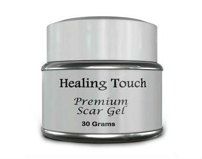 Healing Touch Premium Scar Gel