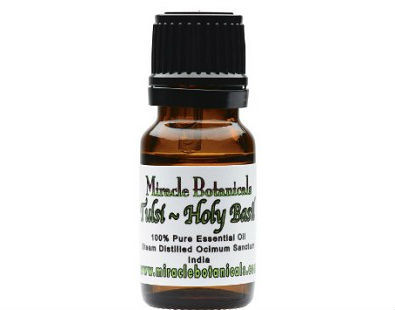 Miracle Botanicals Tulsi Holy Basil supplement