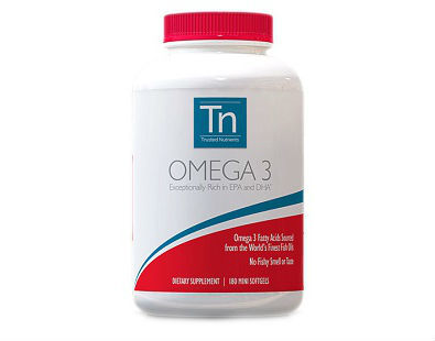 Trusted nutrients omega 3 review does this product for Does fish oil cause constipation