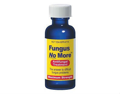 Dr. Leonard's Fungus No More anti nail fungus application